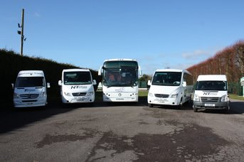 A Selection Of Our Fleet.